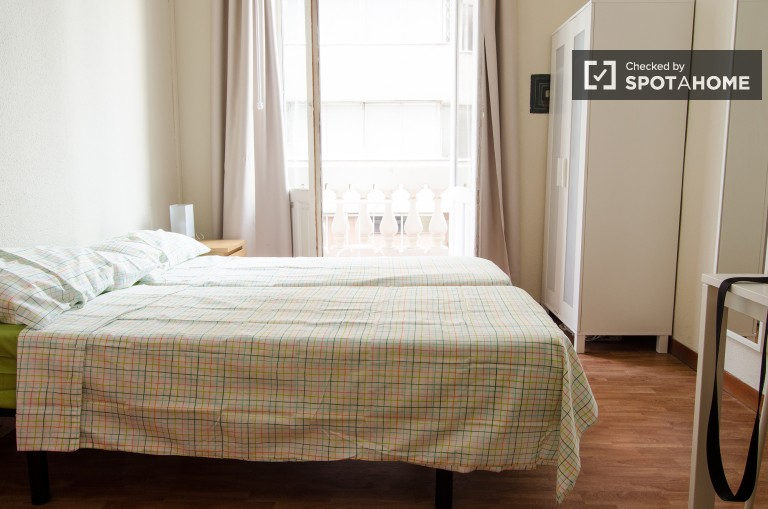 Bedroom 3 - Twin bed