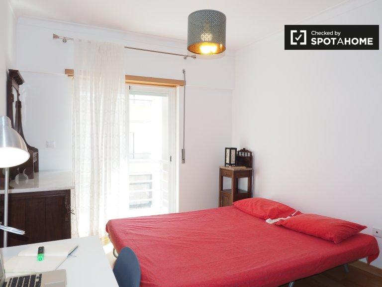 Chambre à louer sur la Costa da Caparica, Lisbonne
