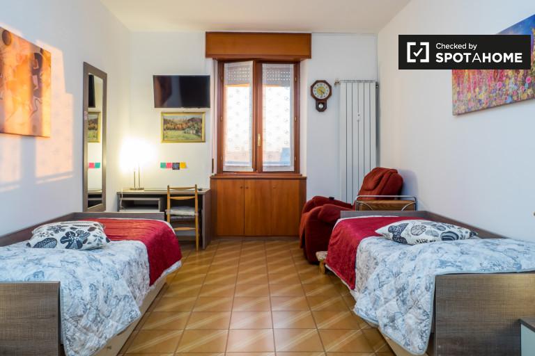 Camera da letto 2 - camera doppia