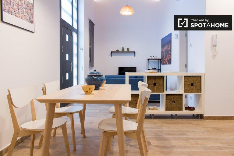 1-Zimmer-Wohnung zur Miete in L'Hospitalet de Llobregat
