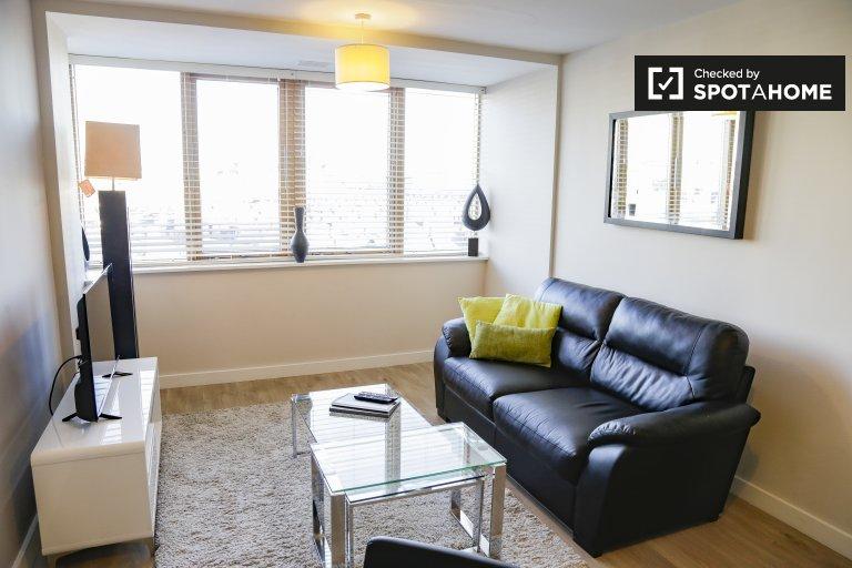 Élégant appartement 1 chambre à louer, Ballsbridge, Dublin
