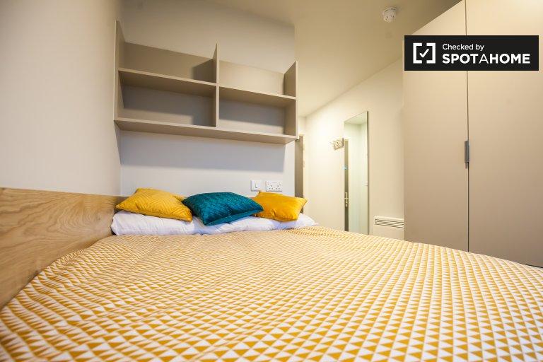 Retro to rent in residence in Merchants Quay, Dublin
