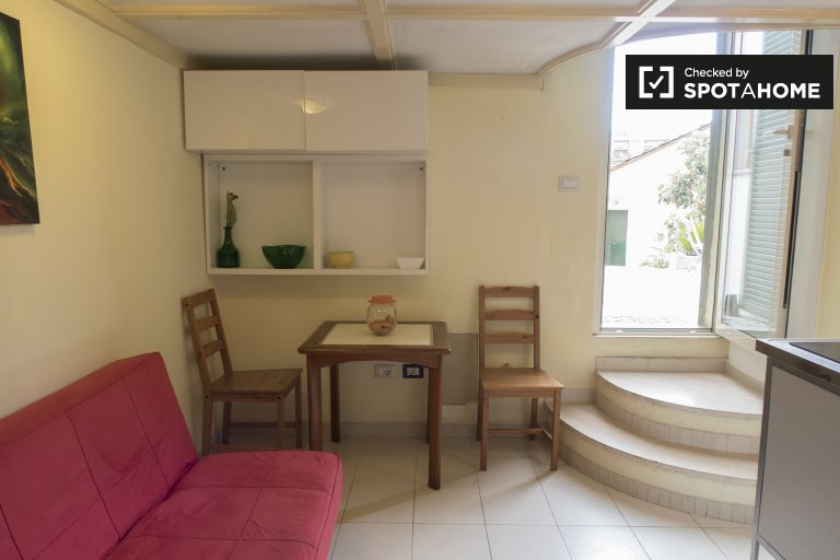 1-bedroom house available for rent in Rome, Italy