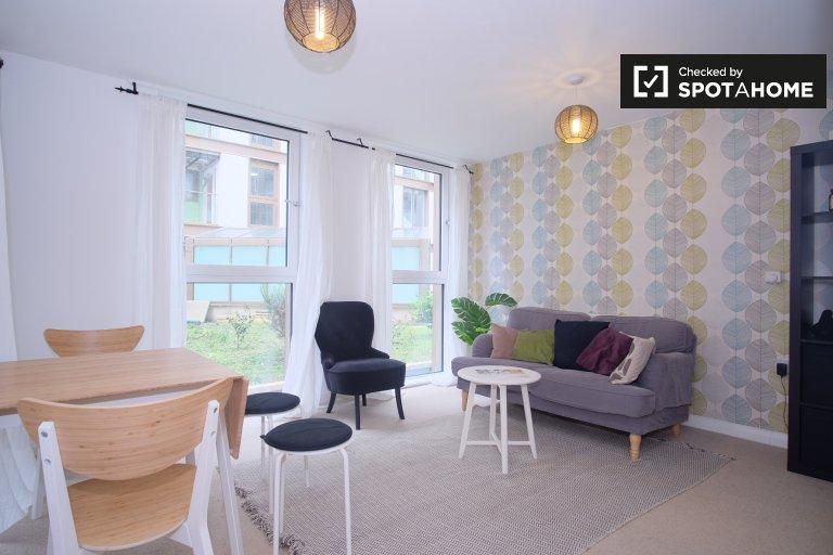 Wohnung mit 2 Schlafzimmern in Tottenham Hale, London zu vermieten