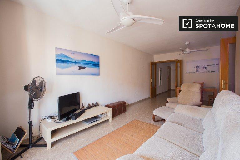 3-pokojowe mieszkanie do wynajęcia w Alboraya, Valencia
