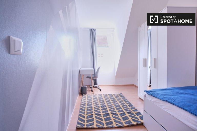Słoneczny pokój do wynajęcia w Altglienicke, Berlin