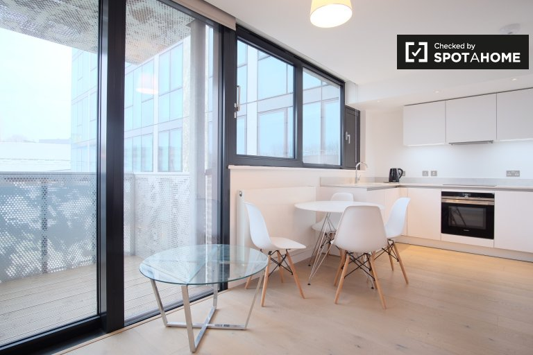 Studio-Apartment zu vermieten in Archway, London