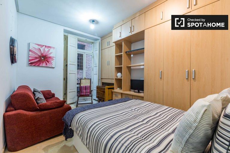 Accogliente monolocale in affitto a Ciutat Vella, Valencia