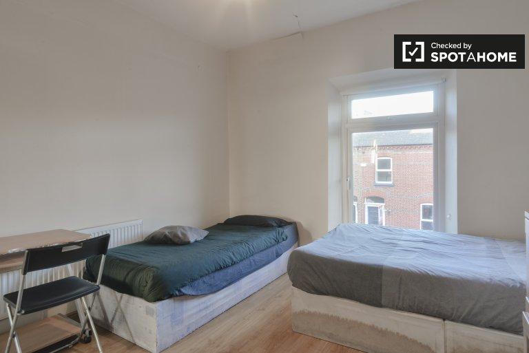 Schlafzimmer 2 - Bett 2