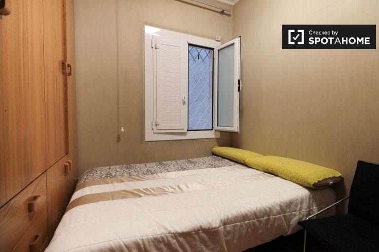 Acogedora habitación en alquiler en Sants, Barcelona