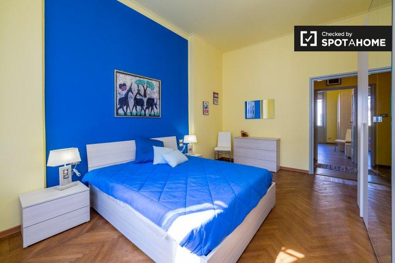Quarto mobiliado no apartamento em Umbria, Milão