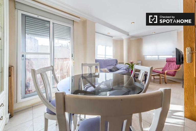 2-pokojowe mieszkanie do wynajęcia w El Cabanyal w Walencji