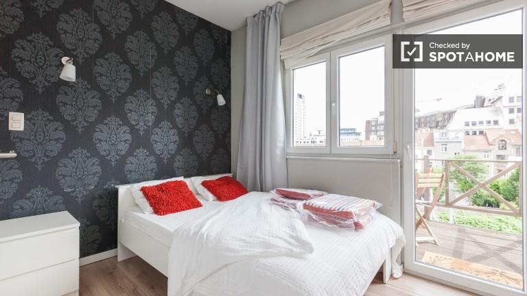 Moderne 1-Zimmer-Wohnung zur Miete in Brüssel EU, Brüssel