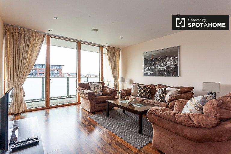 2-Zimmer Wohnung zur Miete in Nord Innenstadt, Dublin