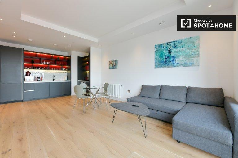 1-Zimmer-Wohnung in Tower Hamlets zu vermieten
