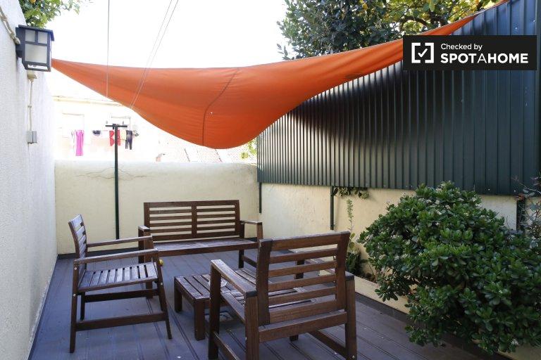 Appartement de 3 chambres à louer à Santo António, Lisbonne
