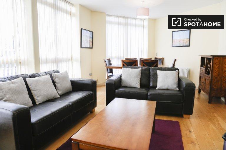 Mieszkanie z 3 sypialniami do wynajęcia w Liberties w Dublinie