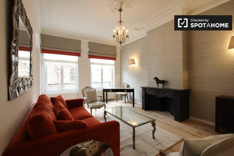1-pokojowe mieszkanie do wynajęcia w centrum Brukseli