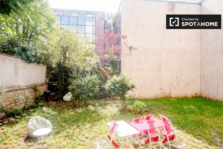 Bright 1-bedroom apartment for rent in Boulogne-Billancourt