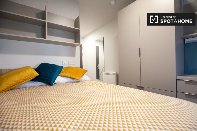Nice room to rent in residence hall in The Liberties, Dublin