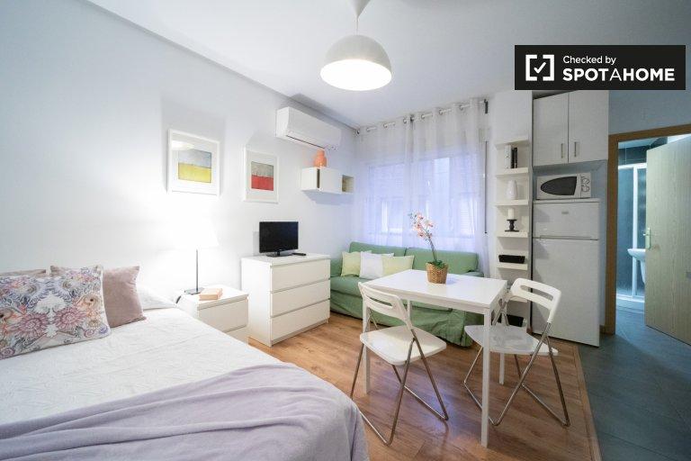 Apartamento de estúdio para alugar em Salamanca, Madrid