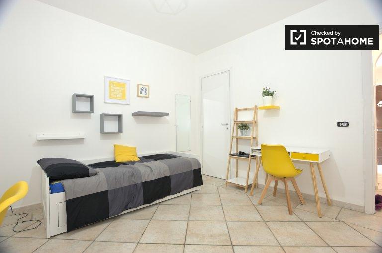 Habitación compartida en casa de 4 dormitorios, Belvedere, Roma