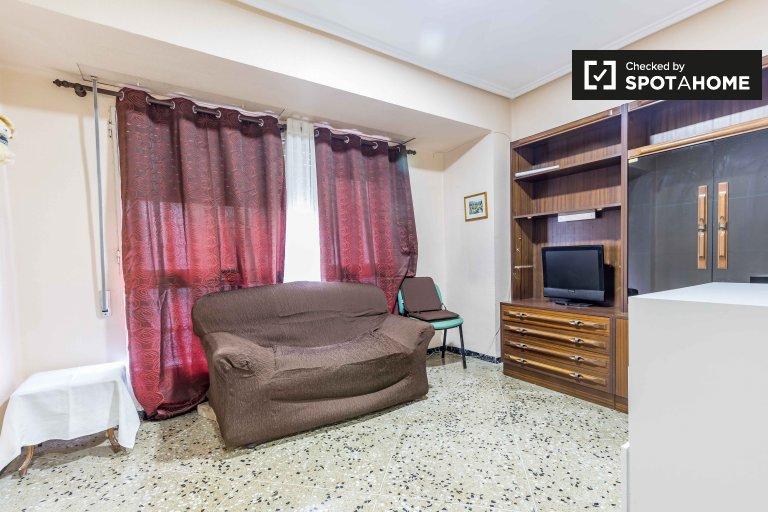 Appartamento con 3 camere da letto in affitto a Campanar, Valencia