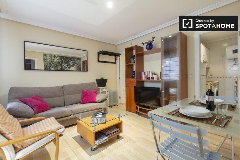Appartement 1 chambre à louer à Trafalgar, Madrid
