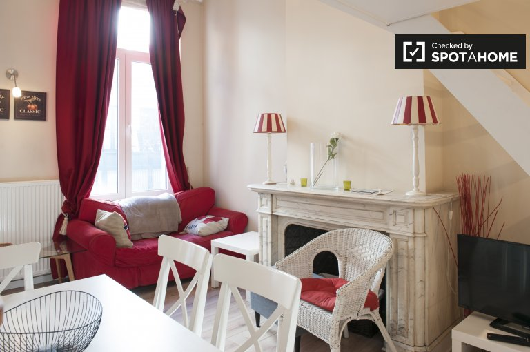 Stylish 2-bedroom apartment for rent in the European Quarter