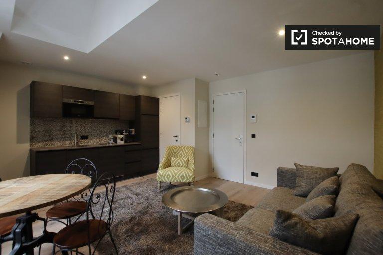 Studio-Wohnung zur Miete in Brüssel Stadtzentrum