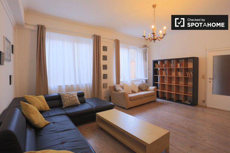 Stylish studio apartment for rent in City Center, Brussels