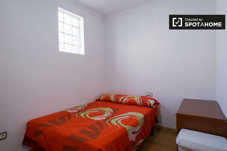 Chambre dans un appartement de 3 chambres à Horta-Guinardó, Barcelone