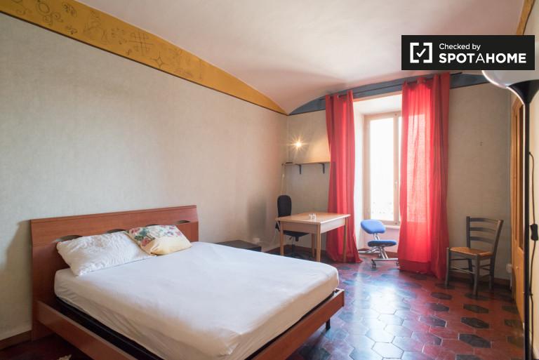 Habitación individual en apartamento en Rome City Centre Termini, Roma
