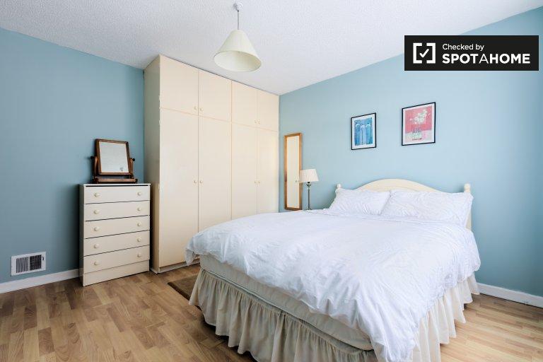 Helles Zimmer zu vermieten, 3-Zimmer-Haus, Templeogue, Dublin