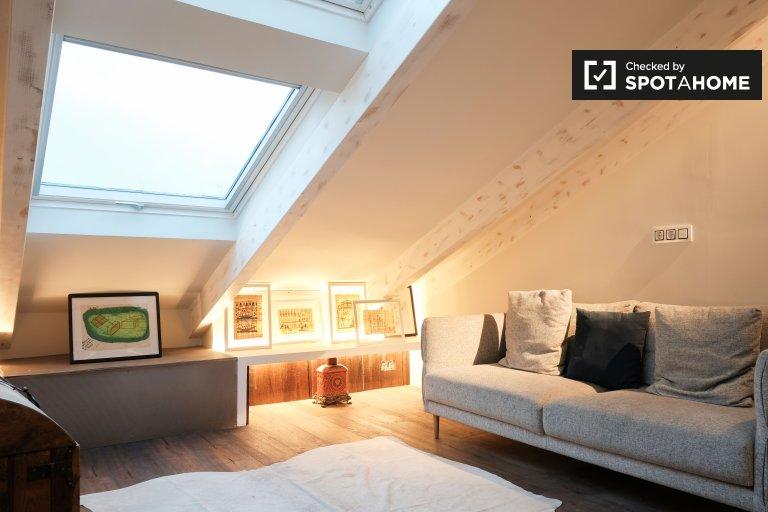 Precioso apartamento estudio en alquiler en Centro, Madrid