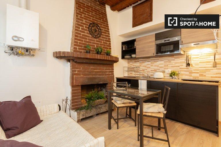 Apartamento de Encanto com 1 quarto para alugar perto de Lambrate, Milão
