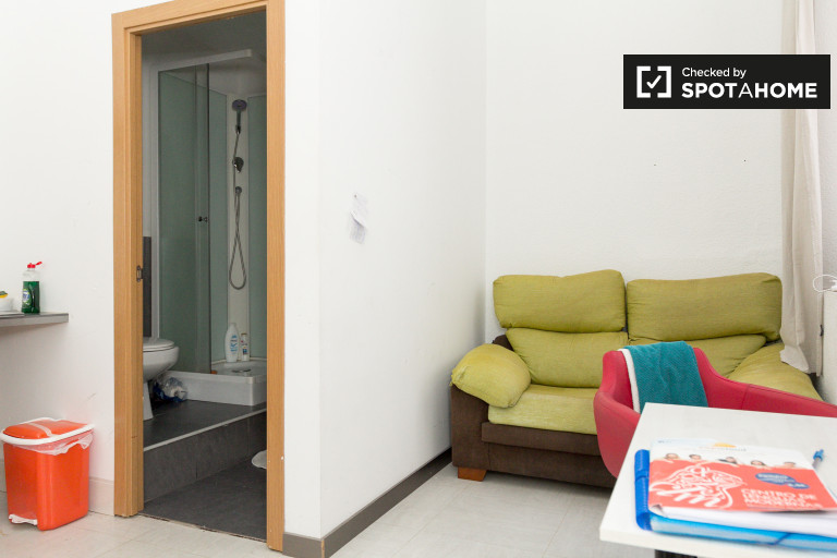 1-bedroom apartment for rent in the Centre of Granada