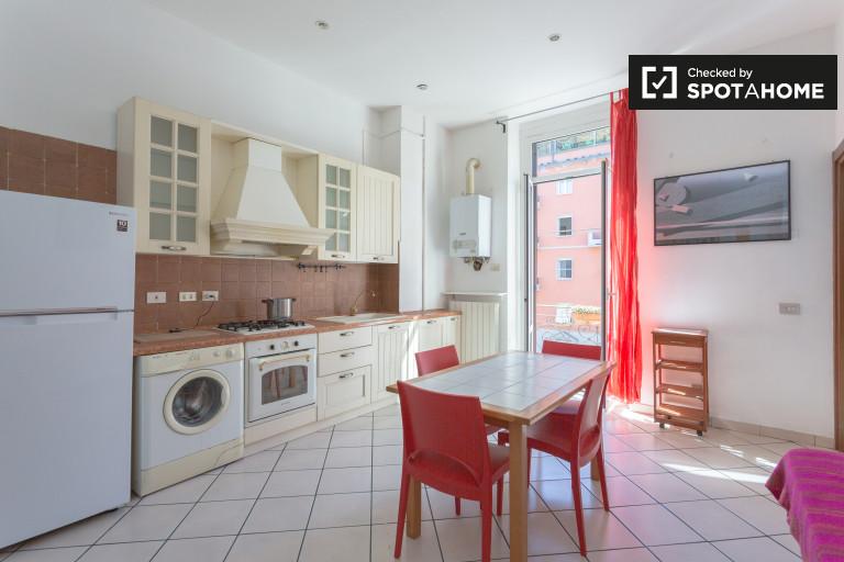 apartamento de 1 dormitorio en alquiler en Calvairate, Milán