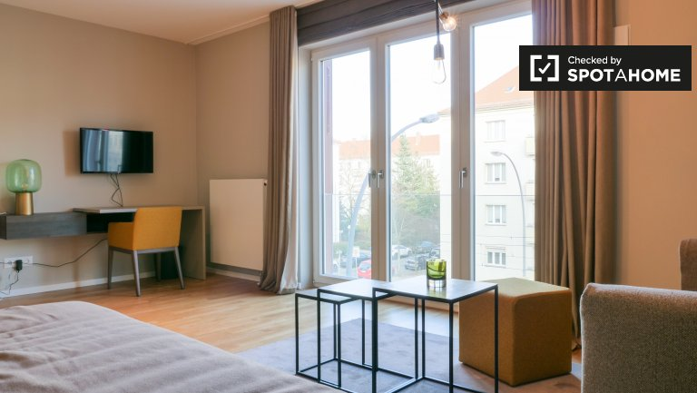 Stüdyo daire Treptow-Köpenick, Berlin