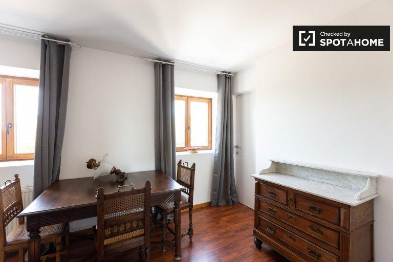 Chambre élégante à louer dans un appartement de 2 chambres à Huldenberg