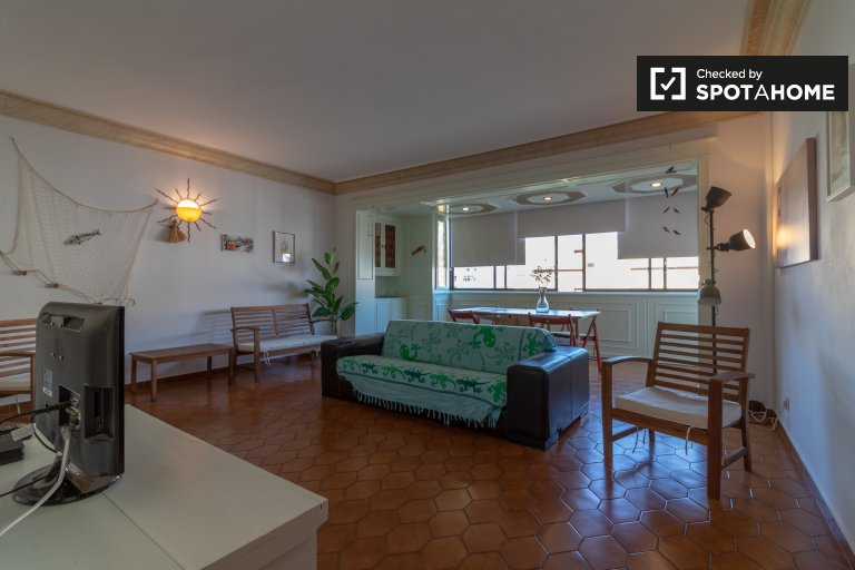 1-bedroom apartment for rent in Costa da Caparica, Lisbon
