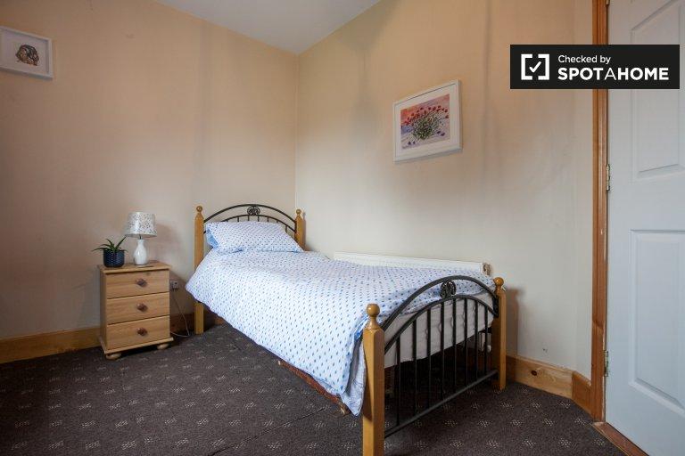 Single room for rent in 4-bedroom house in Celbridge, Dublin
