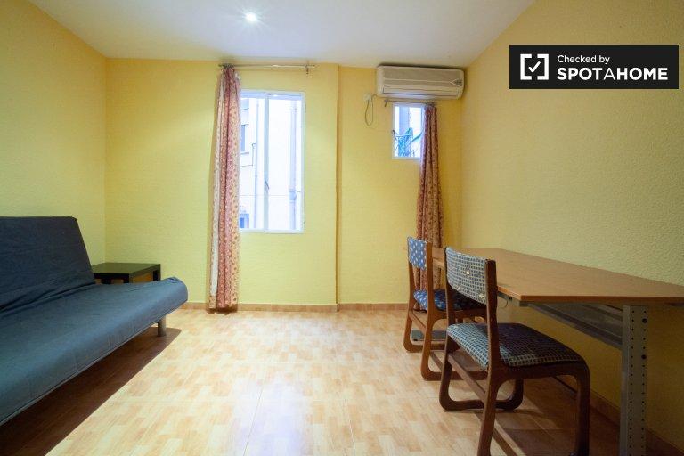 Studio appartement à louer à Salamanca, Madrid