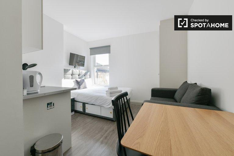 Studio-Apartment zu vermieten in Tooting, London