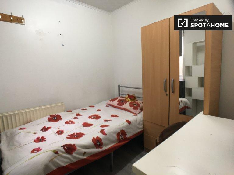 Gemütliches Zimmer in 7-Zimmer-Häuser in Bethnal Green, London