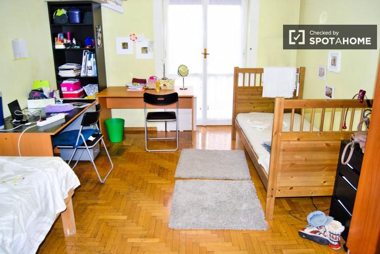 Habitación en el apartamento en Città Studi, Milán