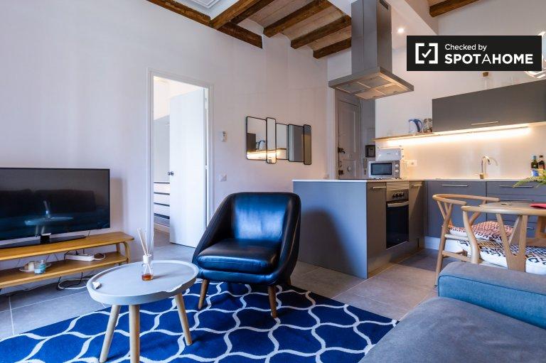 L'Esquerra de l'Eixample'de 2 yatak odalı daire