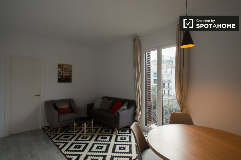 Apartamento de Encanto com 3 quartos para alugar em Gótico, Barcelona