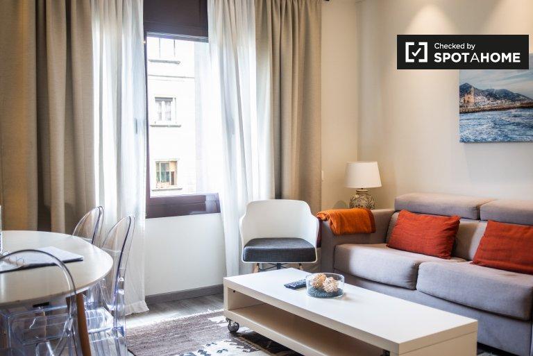 Stylowy 4-pokojowy apartament do wynajęcia w L'Eixample