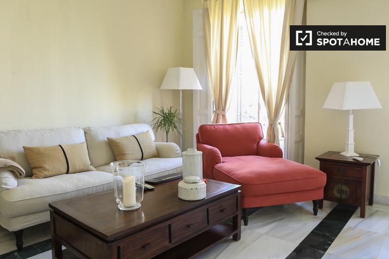 Studio-Wohnung mit Balkon zur Miete in Malasaña, Madrid